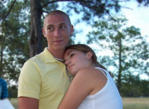 Josh and Leah on the eve of their wedding.