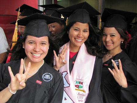 Spring 2010 Commencement