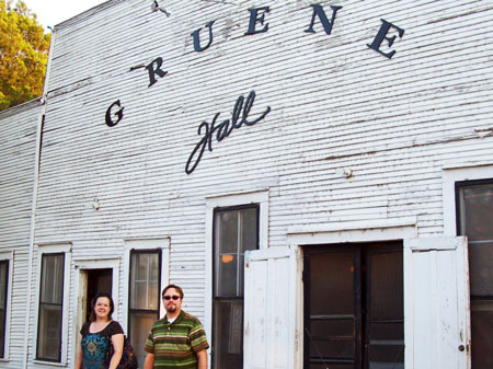 Gruene Hall together