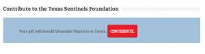 The Contribute button.