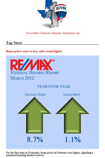 The March 2012, Issue 2 eNewsletter