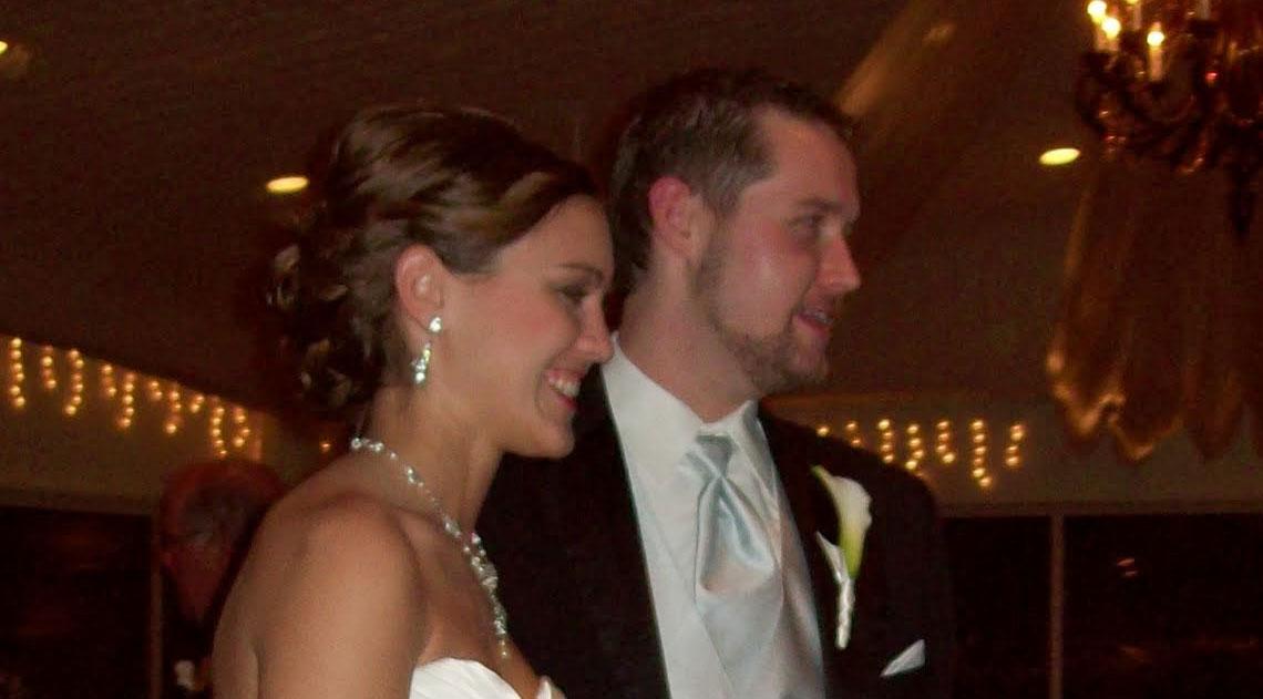 Lauren and Kevin Janecek wedding
