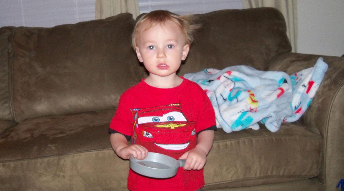 Twenty months old