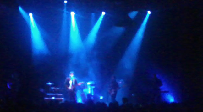 Bob Schneider at House of Blues